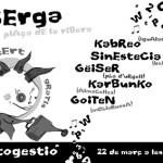 Demà dissabte punk per l'autogestió a Berga