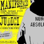 Solidaritat amb la Núria