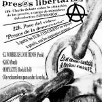 [Sant Boi] Suport als presos llibertaris
