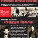Setmana tràgica i pedagogies llibertàries a Sallent
