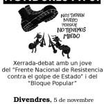 [Manresa] Divendes: Hondures al Banzai