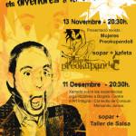 [Manresa] Avui xerrada sobre autoorganització a Bogotà i Salsa!
