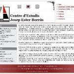 Nova web del Centre d'Estudis Josep Ester Borràs
