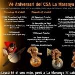 [Lleida] L'Ateneu Columna estarà present a una taula rodona sobre el moviment llibertari a Catalunya