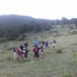 Crònica de la ruta del cap de setmana passat dins la Marxa-Homenatge als Maquis