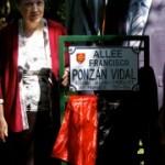 [Tolouse] Dediquen un carrer al company Francisco Ponzan