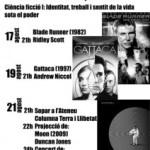 Setmana de cinema a la fresca al carrer del Balç de Berga