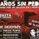 [Barcelona] Dimecres 15 de desembre: actes de record a Pedro Alvarez