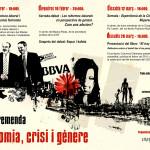 [Manresa] Cicle sobre gènere, crisi i economia al CSO La Tremenda