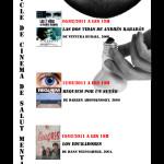 Demà a l'Ateneu Columna Terra i Llibertat cinefòrum: Los educadores