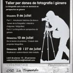 Taller per dones de fotografia i gènere