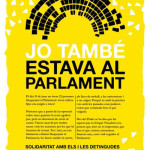 <strong>Jo també estava al Parlament… i ho tornaria a fer!</strong>