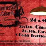 Avui, setè aniversari del CSO la Tremenda i Cabaret