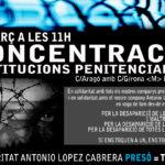 Un pres del C.P els Lledoners es troba en vaga de fam indefinida
