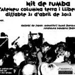 <p>Demà dissabte 21 d'abril a Berga: nit de rumba!</p>