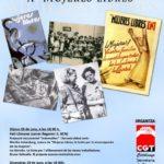 Homenatge a Mujeres Libres