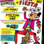 """[Berga] Dissabte 22 de setembre: """"Noche de Fiesta"""" a l'Ateneu Columna Terra i Llibertat"""