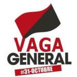 Dimecres 31 d'octubre: Vaga General