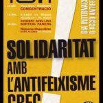 Dissabte 19 de gener: concentració anti-feixista a Manresa