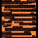 [Manresa] Activitats llibertàries a l'Ateneu La Sèquia