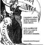 Dissabte 6 d'abril: l'anarquia surt als carrers al mercat de Bellvitge (l'H.)