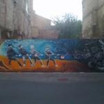 Nou mural a Manresa