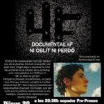 Dijous 20 de juny: cine club social a l'Ateneu la Sèquia