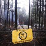Acampada de resistència activa en defensa del territori