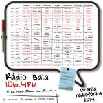 Nova programació de Ràdio Bala: escolta-la al 106.4 fm de Manresa