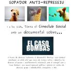 Dijous 16 de gener: sopador + cineclub social sobre a l'Ateneu la Sèquia
