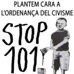 STOP 101: plantem cara a l'ordenança del civisme de Manresa