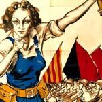 Ha mort la Conxa Pèrez, la miliciana barcelonesa que ha plantat cara a un segle d'injustícies