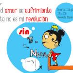 """15 de Juliol: taller """"si el amor es sufrimiento, ésta no es mi revolución"""" a l'Ateneu la Sèquia"""