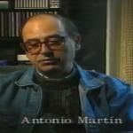 Avui, 17 d'agost, ha mort el company Antonio Martín Bellido