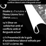 Setmana de lluites laborals a Berga