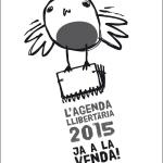 Ja es poden fer comandes de l'Agenda Llibertària 2015!
