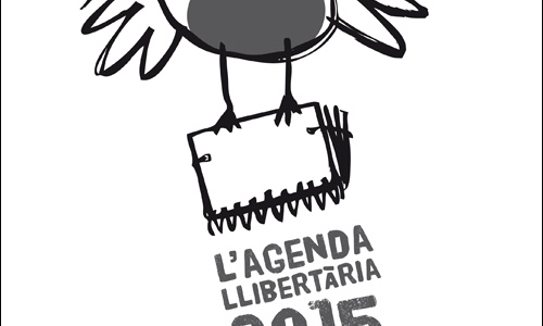 Cartell Agenda Llibertària 2015