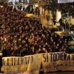 27 des: manifestació en solidaritat amb les preses anarquistes + adreçes de les companyes