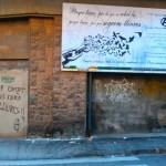 Cartell-mural en solidaritat amb les anarquistes preses a Manresa