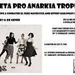 Kafeta pro anarkia tropical a l'Ateneu la Sèquia