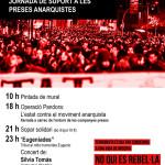 [Berga] Jornada solidària amb les companyes anarquistes preses