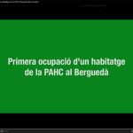 Video sobre l'Obra Social de la PAHC Berguedà a Puig-reig