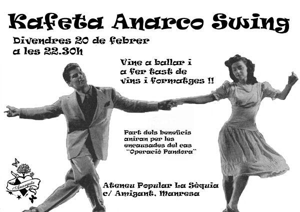 Kafeta anarco swing
