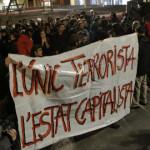 Nova operació policial contra les lluites anarquistes