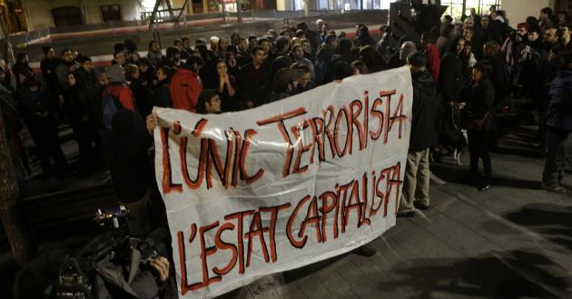 Llibertat detingudes operación pinyata