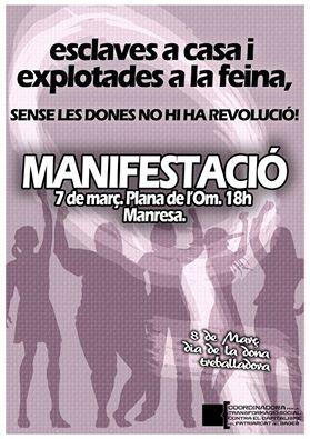 Sense les dones no hi ha revolució