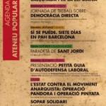Xerrada sobre la repressió a les lluites anarquistes a l'Ateneu Rocaus de Sallent