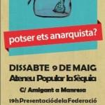 Presentació de la FAC i xerrada de Ayotzinapa a l'Ateneu la Sèquia
