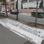Entrevista a les treballadores de Telefonica en vaga indefinida