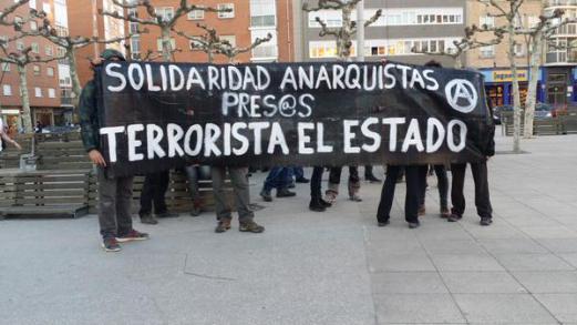 Llibertat anarquistes preses